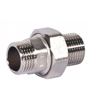 "Сгон прямой Royal Thermo 1/2"" нар.-нар."